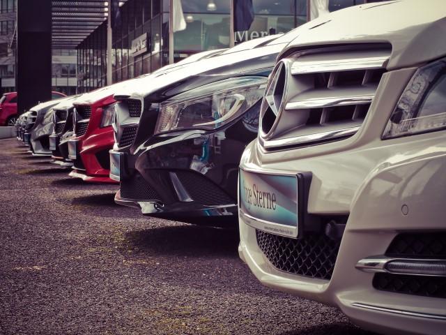 Geldbörse für Autos